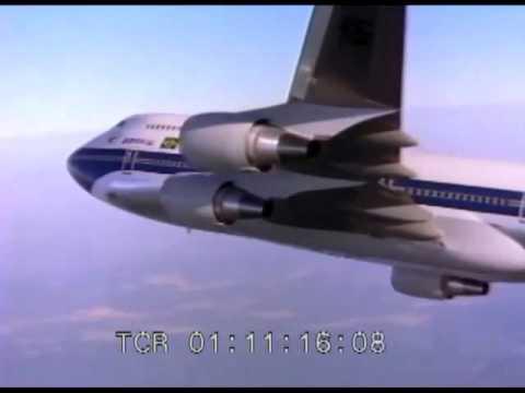 Varig (DEZ/1991) Boeing 747-400