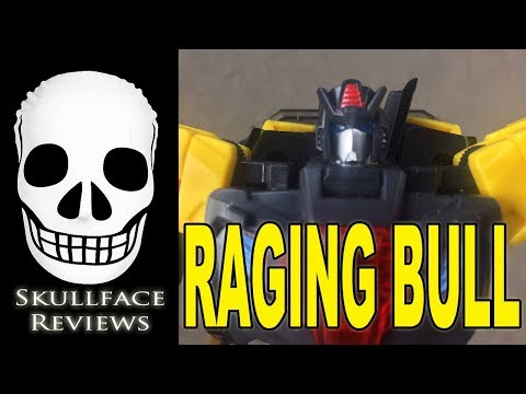 Transformers 3rd Party TFC Raging Bull (Laster)