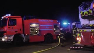 Fischerreihaus geht in Flammen aus - war es Brandstiftung?