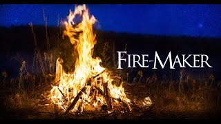 Fire-Maker: How Humans Węre Designed to Harness Fire & Transform Our Planet
