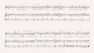 Viola - Bless the Broken Road - Rascal Flatts Sheet Music, Chords, & Vocals