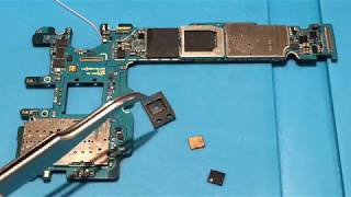 Samsung S8 Plus G955U не заряжается.