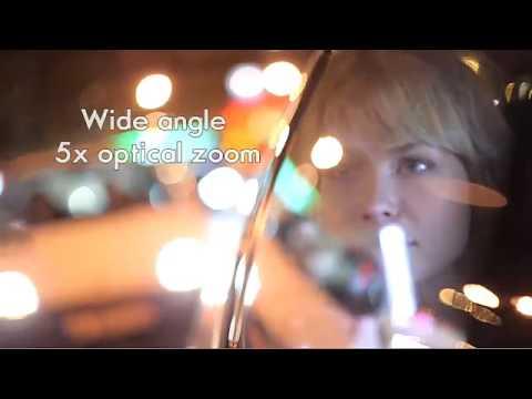 Фотоаппарат Sony Cyber shot DSC H100 - YouTube