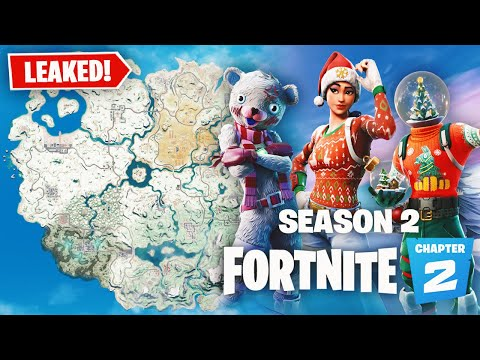 *NEW* Fortnite Chapter 2 Season 2 Leaks & Rumors!!