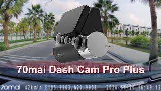Trên tay Camera hành trình 70mai Dash Cam Pro Plus A500 phiên bản nâng cấp hoàn hảo