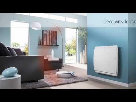 Le radiateur Atlantic Maradja avec Pilotage intelligent - YouTube