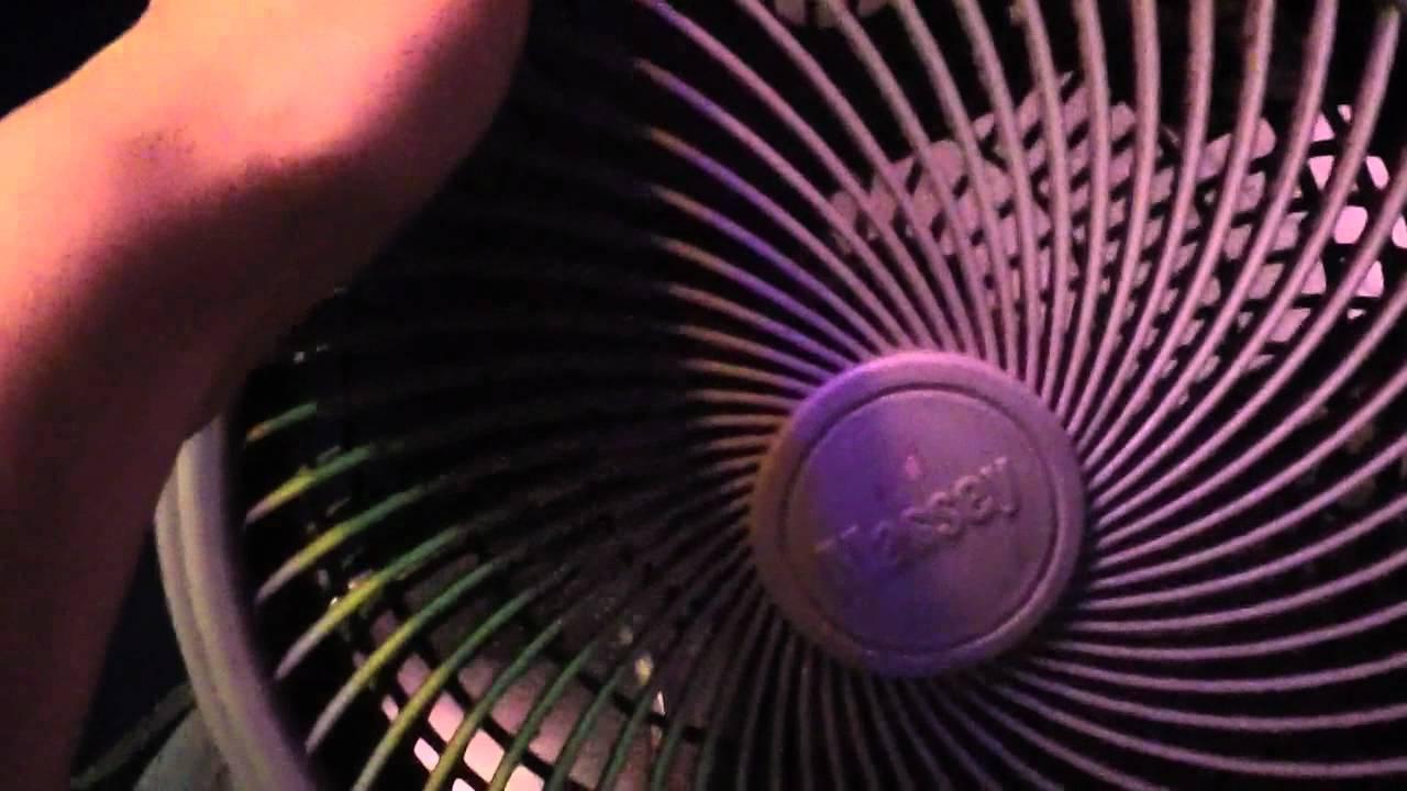 Massey Personal Fan : Massey inch personal desk fan youtube