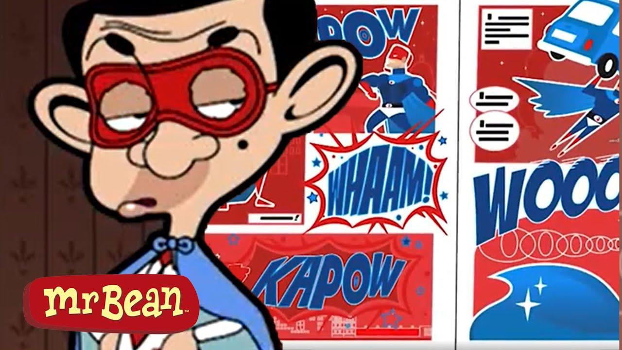Download SUPER Bean! | Mr Bean Cartoon Season 2 | Full Episodes | Mr Bean Official