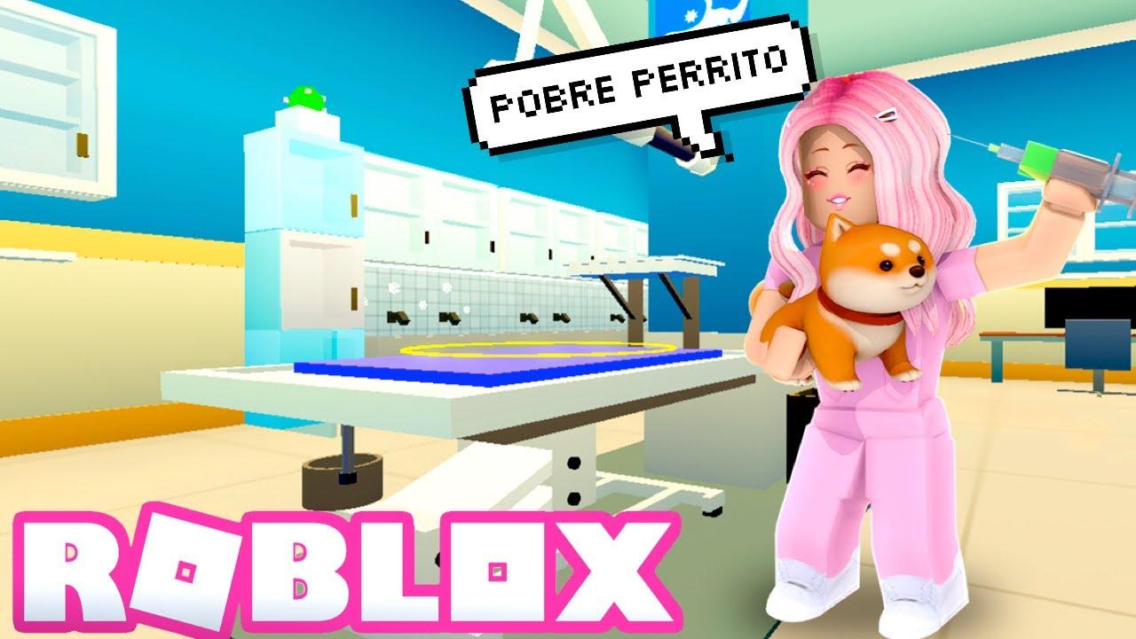 Roblox Titi Juegos - Soy La Mejor Veterinaria en Livetopia!
