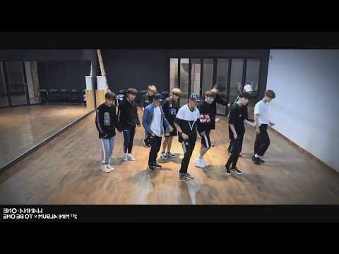 Wanna One - Energetic [DANCE PRACTICE + MIRRORED + SLOW 100%]