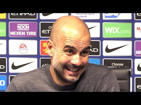 Manchester City 1-0 Tottenham - Pep Guardiola Full Post Match Press Conference - Premier League