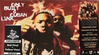 (Fire)🔥Raekwon - Only Built For Cuban Links ft Ghost Face Killer (1995) Staten Island NYC