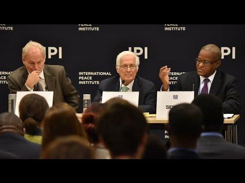 Somalia: The Road to 2016