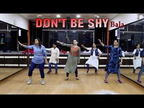 Don't Be Shy Again Easy Dance Steps | Bala | Choreography Step2Step Dance Studio | Dance Video 2020