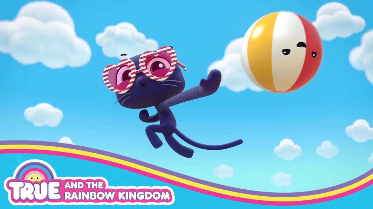 Playing Slow Ball| True Friendship Day | True and the Rainbow Kingdom Episode Clip