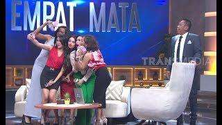 Tukul DITINGGAL Meggy Diaz dan Wika Salim Pergi Arisan | INI BARU EMPAT MATA (10/09/19) Part 1