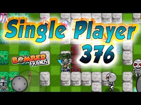 Bomber Friends - Single Player Level 376 ✔️
