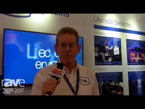 ISE 2017: TSL Systems Offers Marketing, Design and Consulting Services