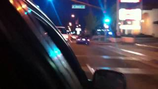 Honda Street Racers VS Family Sedan...