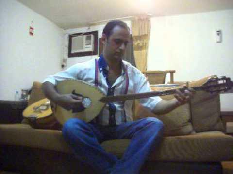 Buzuq  Ramy Zeidan رقصه الشيطان-محمد عبد الكريم