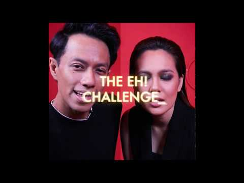 EH! Challenge With YSL Beauty ft. Nelydia Senrose & Emmy Agung