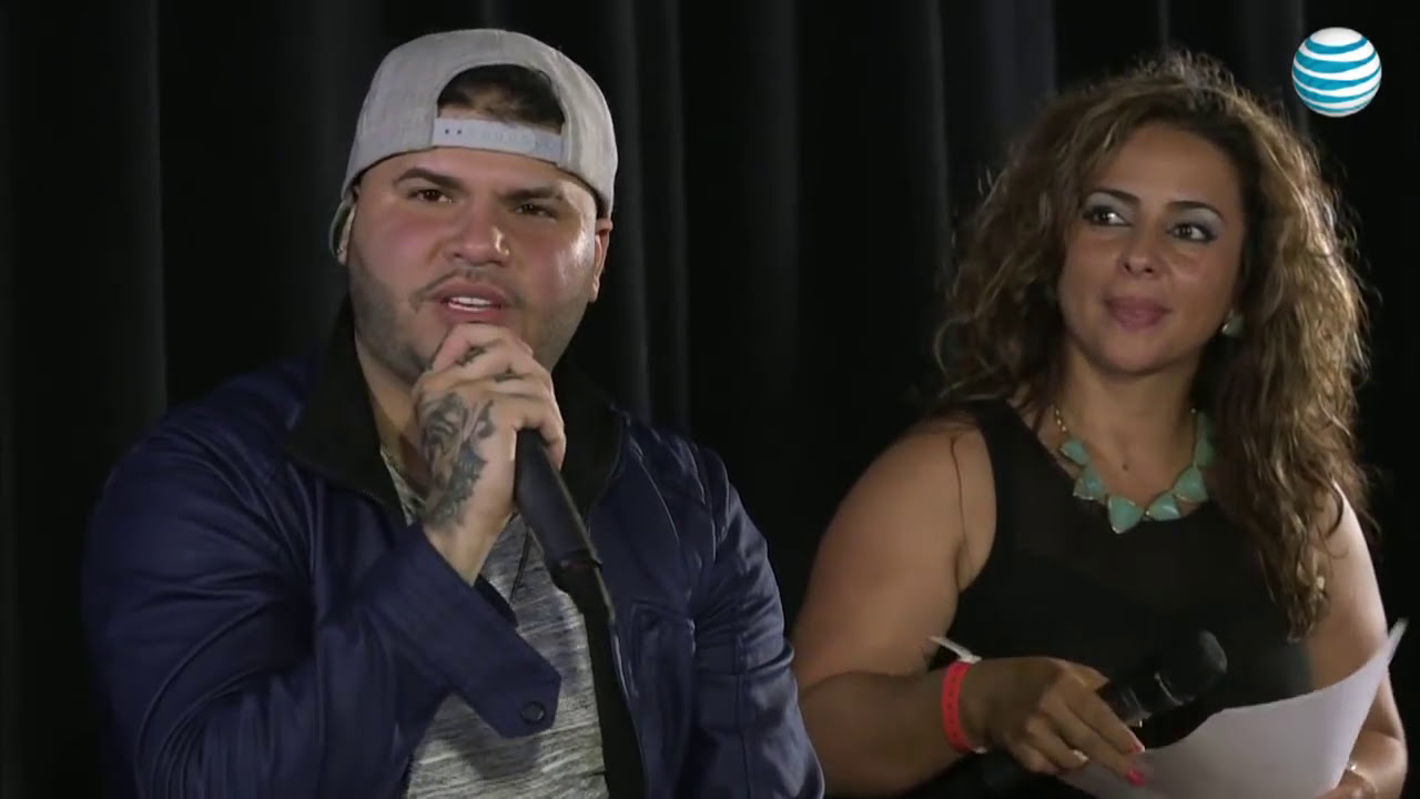 AT&T Vive Mas con Farruko [Behind the Scenes in Chicago]