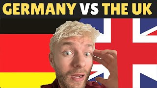 GERMANY vs THE UK 10 biggest differences