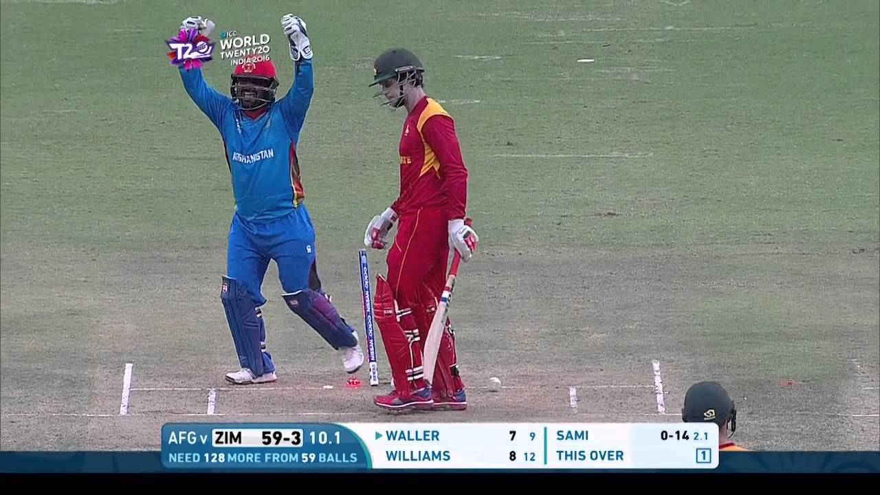 Icc wt20 afghanistan vs zimbabwe match highlights youtube gumiabroncs Images