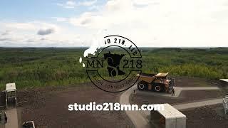 Hull Rust Mine View in Hibbing Minnesota