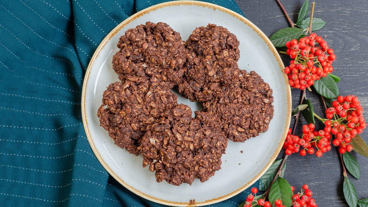 Üzümlü Kurabiye Tarifi – Pastaneden almadığınızı kanıtlamanız gerekebilir :)