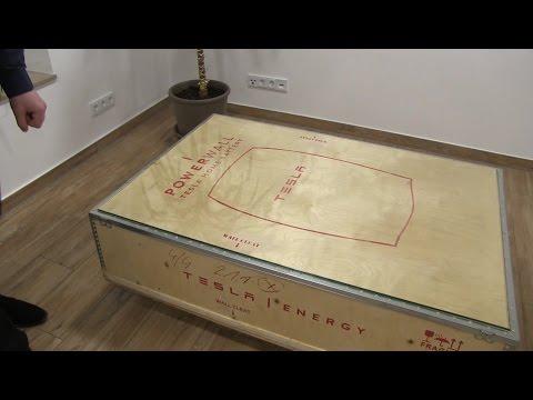 Tesla Powerwall table
