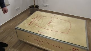 Tesla Powerwall table