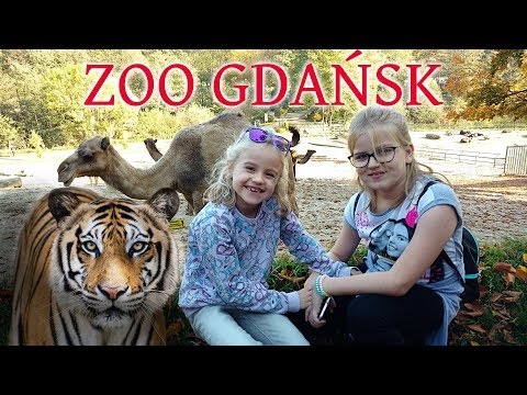 ♥♥♥ Olka I Anka Odwiedzamy Super Zoo W Gdańsku
