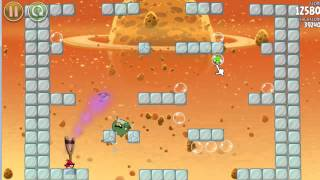 angry birds space all eggsteroid levels episode 30