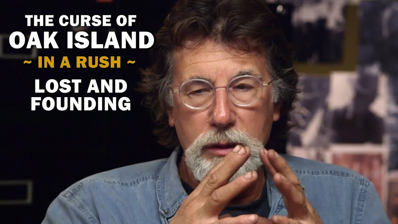The Curse of Oak Island (In a Rush) | Season 6, Episode 22 | Lost and  Founding