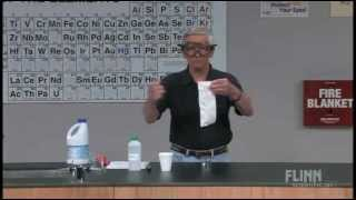 The Oxidation of Acetone by Bleach