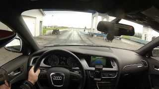 GIAC Stage II Audi S4 vs APR Stage II