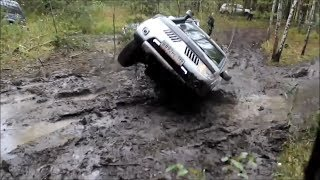 Video Mitsubishi Pajero Sport Off Road Extreme  4x4 Car download MP3, 3GP, MP4, WEBM, AVI, FLV Maret 2018