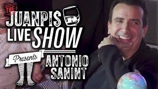 The Juanpis Live Show - Entrevista a Antonio Sanint