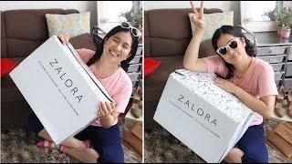 Zalora Fashion Unboxing | Kris Lumagui