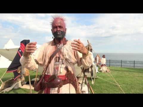 Fort Niagara French and Indian War 1759  part 2