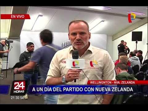 Conferencia desde Wellington: Gareca habló sobre Paolo Guerrero (3/3)