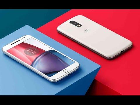 Motorola Moto G4 Plus Kutusundan Çıkıyor - Motorola Geri Döndü!