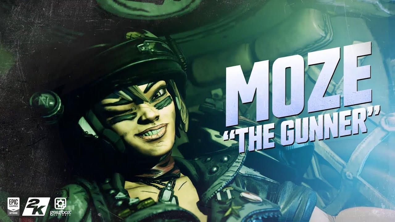 Borderlands 3: meet Moze the Gunner - Entertainment Focus