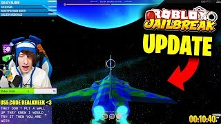 I MADE A NEW JAILBREAK UPDATE... (Area 51 Alien Update) | Roblox Jailbreak New Update