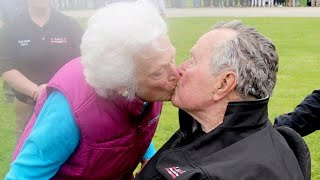How Barbara and George H.W. Bush Fell in Love