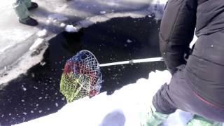Вессеняя рибалка в Солікамську