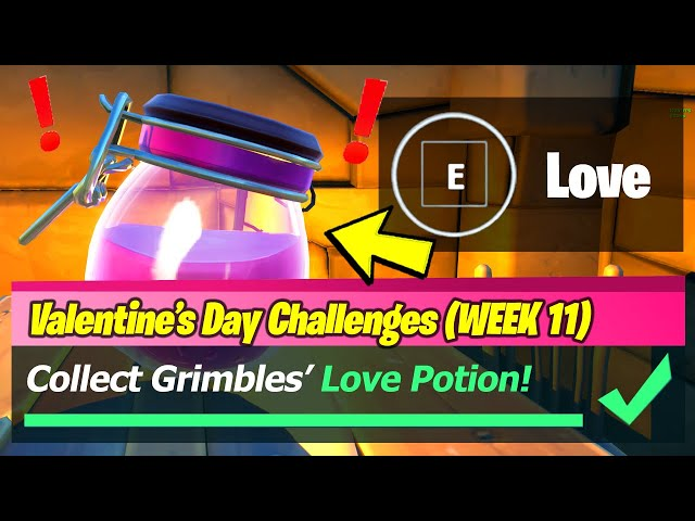 Fortnite Xbox An Unexpected Error Site Www.epicgames.com Video Fortnite Where To Find Love Potion 2021