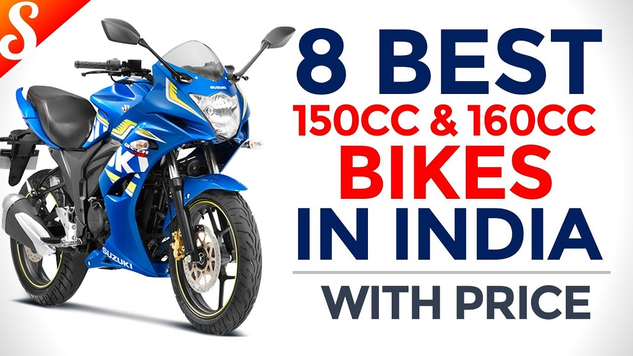 8 Best 150cc Bikes To 160cc Bikes In India With Price Other