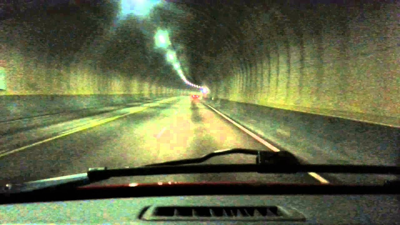 Atlantic Ocean Tunnel Norway Timelapse Youtube